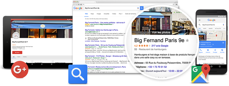 SEO local et Google My Business